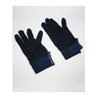 Ladies Pimple Cotton Gloves