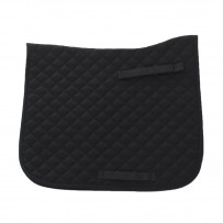 HySPEED Dressage Saddle Cloth Black