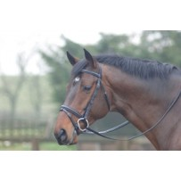 Cottage Craft Oxford Bridle With Rubber Reins