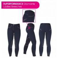 Hyperfornance Ladies Diamante Breeches