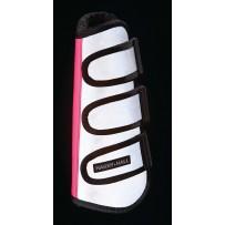 Harry Hall Hi-Viz Reflective Wrap Boots