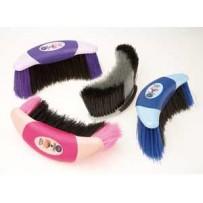 Soft Touch Boomerang Dandy Brush