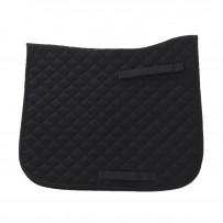 HySPEED Dressage Saddle Cloth Black